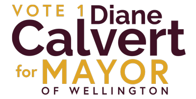 Diane Calvert | Independent for Mayor of Wellington