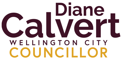 Diane Calvert Wellington City Councillor